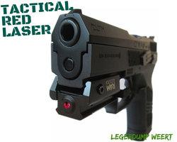 Rode Laser van Ram Optics
