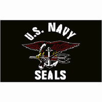 Vlag Navy Seals