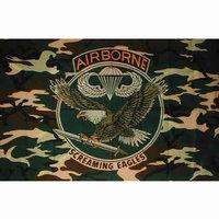 Vlag Airborne