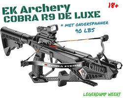 EK R9 COBRA KRUIGBOOG 90 LBS - DE LUXE