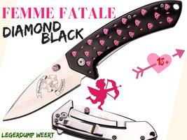 FEMME FATALE DIAMOND BLACK