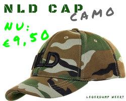 NLD Cap Camo