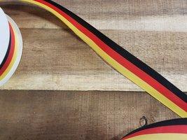 Duits lint op rol 2,5 cm