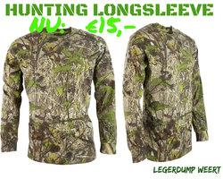 Hunting Longsleeve
