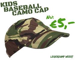 Kinder leger cap