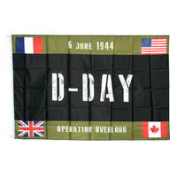 VLAG D-DAY COUNTRIES