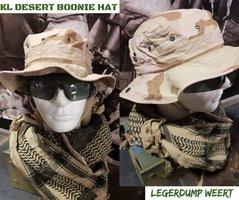 Boonie hat / Bush hat Desert