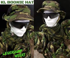 Boonie hat / Bush hat Woodland