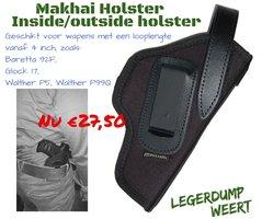 Inside / Outside pants holster