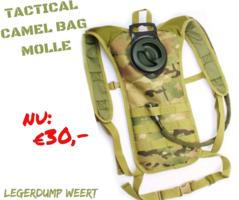Tactical Camel bag