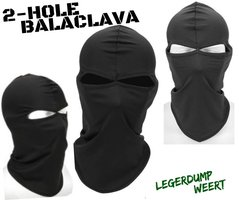 2 HOLE BALACLAVA