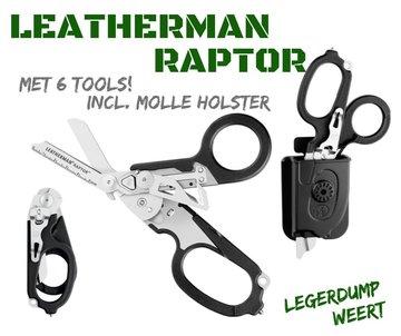 Leatherman Raptor / Traumaschaar
