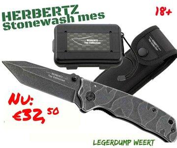 Herbertz Stonewash-lookzakmes