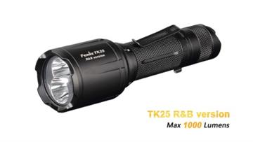 Fenix TK25 R&B Jachtzaklamp