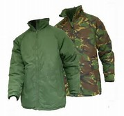 Snugjacket reversible Olive / DPM