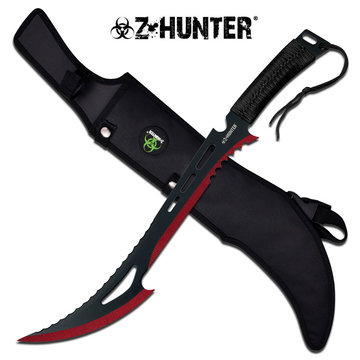 Zombie Hunter Red