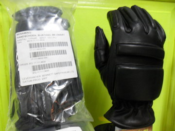 Handschoenen, ME zwart KMAR