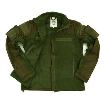 101 INC Combat Fleece vest
