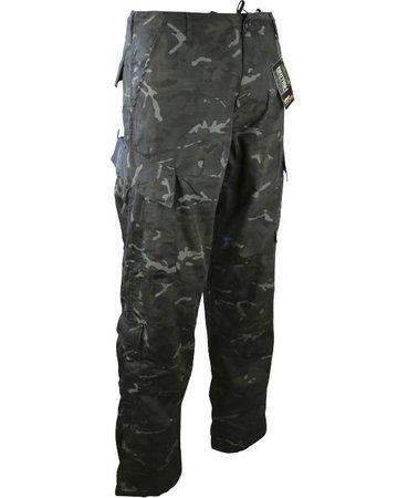 Kombat BTP BLack Assault trouser