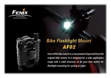Fenix Bike Flashlight Mount