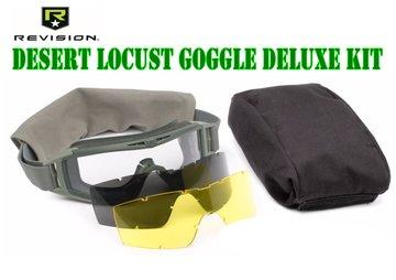 Revision Desert Locust Goggle Deluxe Kit