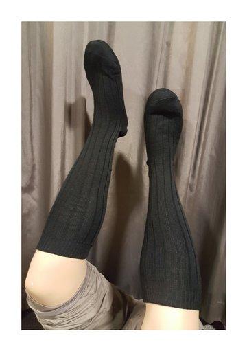 Artic winter sokken