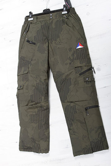 Dutch Forces Skibroek olive