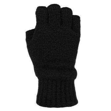 1/2 Finger Gloves, acryl one size