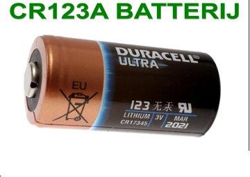 CR123A Batterij