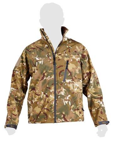 Soft shell Jacket - BTP Maat XL