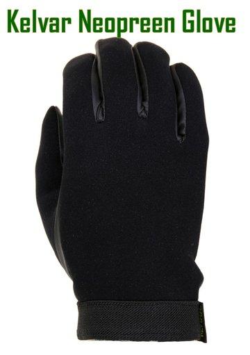 Kevlar Neopreen handschoen, maat M