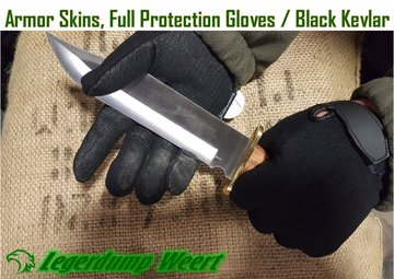 Kevlar Armor Skins glove maat XL