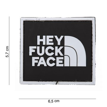 Hey Fuck Face Embleem
