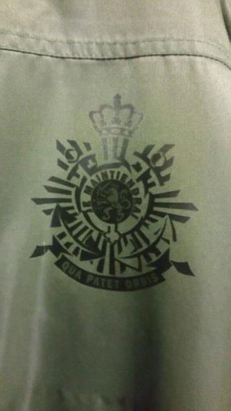 Jas Mariniers
