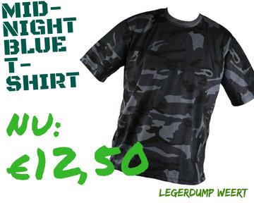 Mignight Blue T-shirt
