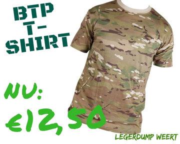 BTP Camo T-shirt