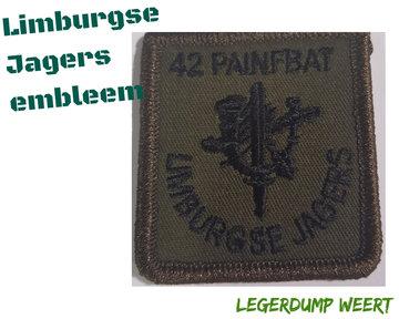 Borstebleem 42 Painfbat Limburgse Jagers