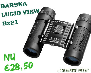 Barska Lucid View 8 x 21
