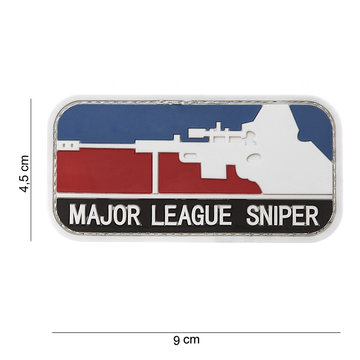 Major sniper embleem