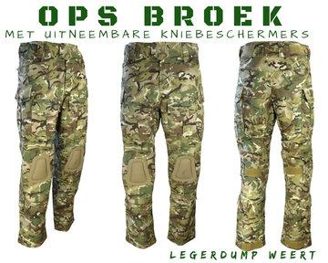 OPS BROEK / SMOCKBROEK - BTP maat L