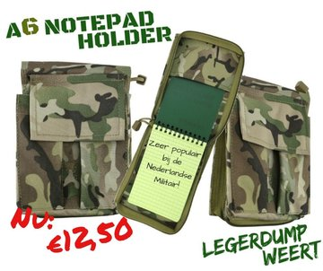 A6 Notepad holder BTP