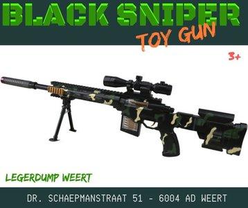 Black Sniper Rifle