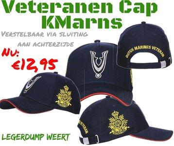 veteranen cap KMarns