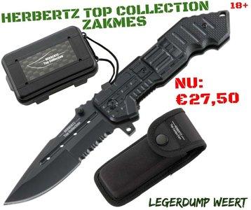 Herbertz Top Collection zakmes Revolver trommel