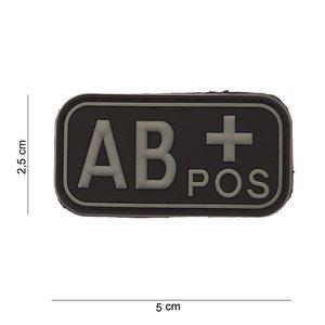 BLOEDGROEP PATCH AB+