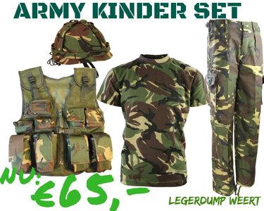 88194768780 Kinder Leger kleding complete set - Antris.nu