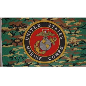 Vlag US Marine corps