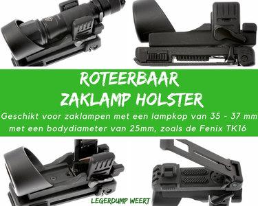 tk16 zaklamp holster