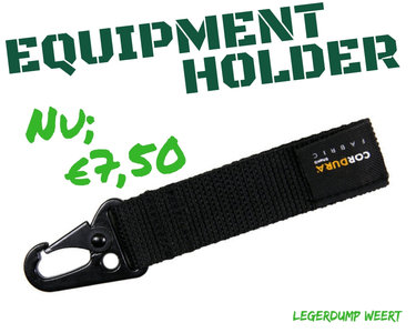 Equipment holder