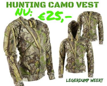 hunting camo vest